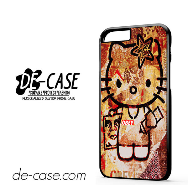 Obey Hello Kitty For Iphone 6 Case
