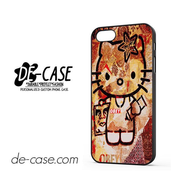 Obey Hello Kitty For Iphone 5/5S Case