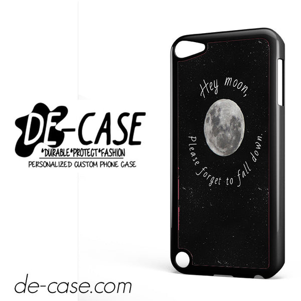 Patd Hey Moon DEAL-8491 Apple Phonecase Cover For Ipod Touch 5