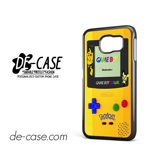 Pokemon Gameboy Color For Samsung Galaxy S6 Samsung Galaxy S6 Edge Samsung Galaxy S6 Edge Plus Case Phone Case Gift Present