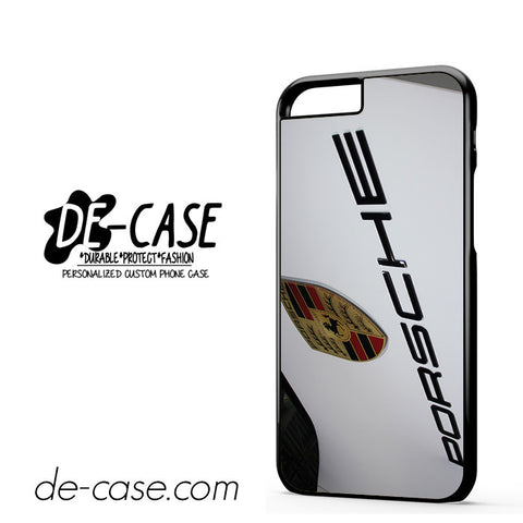Porsche Car Logo DEAL-8871 Apple Phonecase Cover For Iphone 6 / 6S
