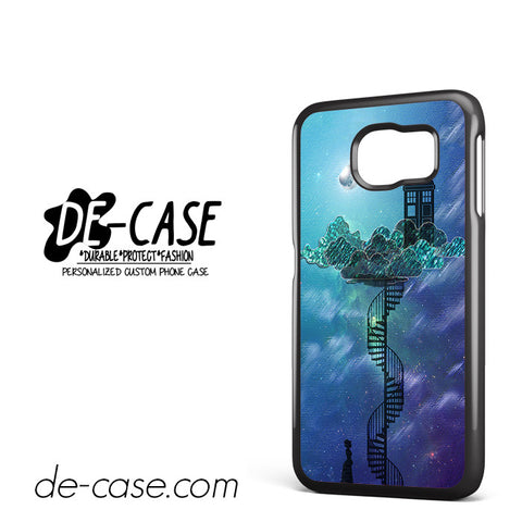 Princess Dr Who Tardis For Samsung Galaxy S6 Samsung Galaxy S6 Edge Samsung Galaxy S6 Edge Plus Case Phone Case Gift Present