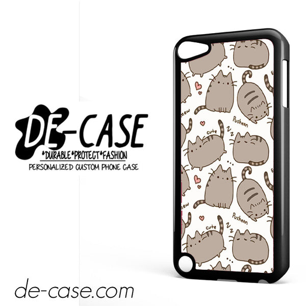 Pusheen The Cat DEAL-9011 Apple Phonecase Cover For Ipod Touch 5