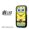 Spongebob Squarepants Smile So Cute For Samsung Galaxy S3 Case