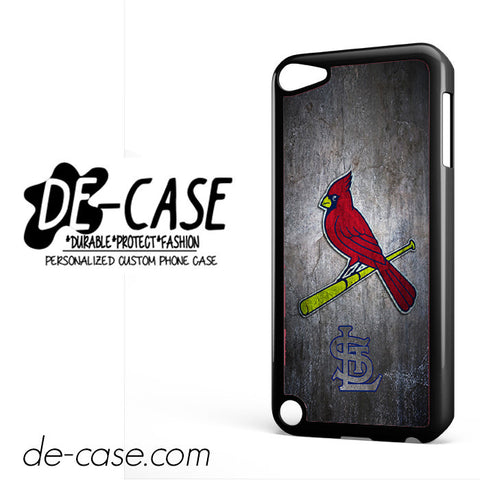 St Louis Cardinals For Ipod 5 Ipod Touch 5 Case Phone Case Gift Present YO