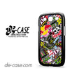 Sticker Bomb Redbull Monster Rock For Samsung Galaxy S3 Case