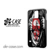 Superman Blood Open Cloth For Samsung Galaxy S5 Case