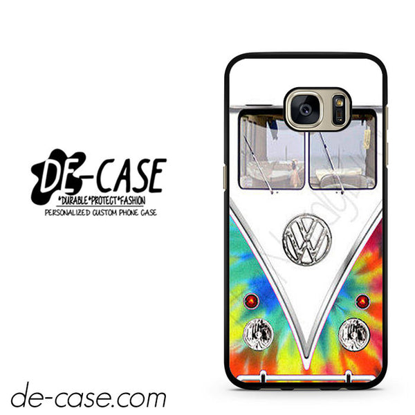 Tye Dye Volkswagen Bus DEAL-11504 Samsung Phonecase Cover For Samsung Galaxy S7 / S7 Edge