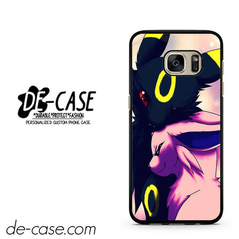Umbreon & Espeon DEAL-11528 Samsung Phonecase Cover For Samsung Galaxy S7 / S7 Edge