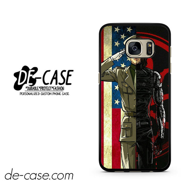 Winter Soldier Quote DEAL-11959 Samsung Phonecase Cover For Samsung Galaxy S7 / S7 Edge