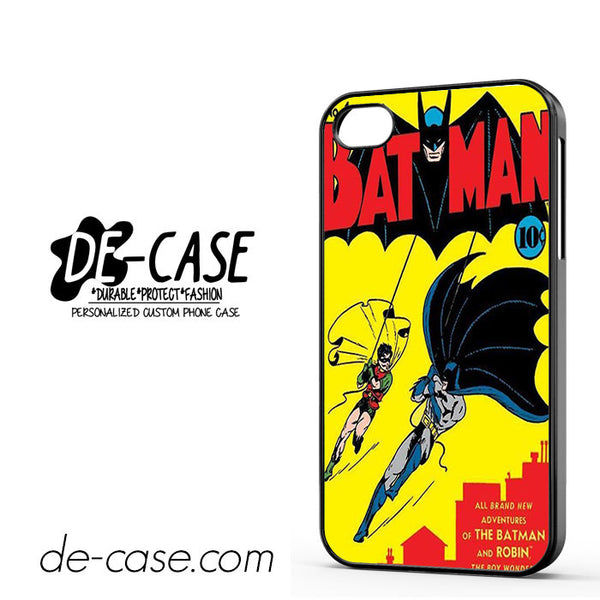Batman No1 Movie For Iphone 4 Iphone 4S Case Phone Case Gift Present