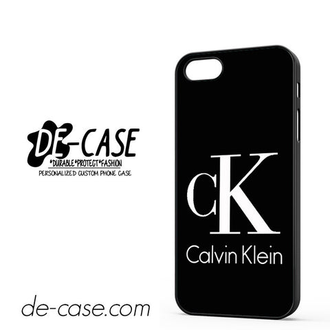 Calvin Klein Logo DEAL-2271 Apple Phonecase Cover For Iphone 5 / Iphone 5S