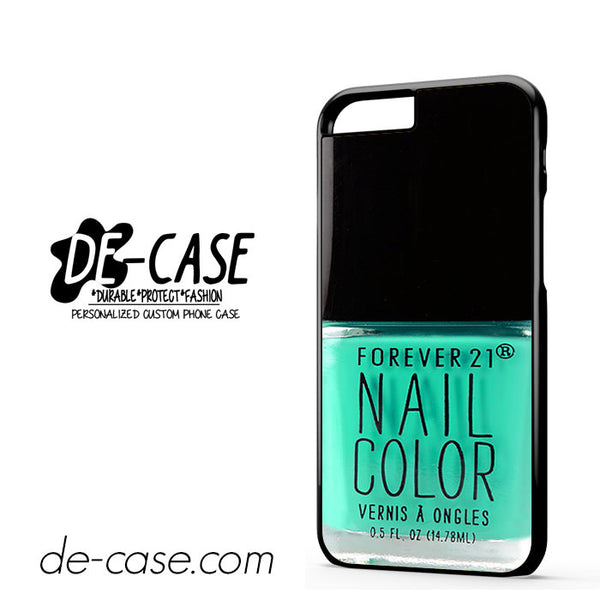forever 21 blue teal For Iphone 6 Case