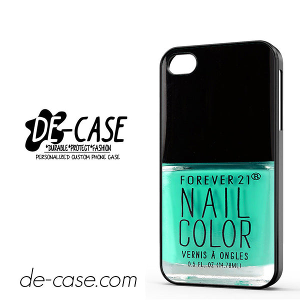 forever 21 blue teal For Iphone 4/4S Case