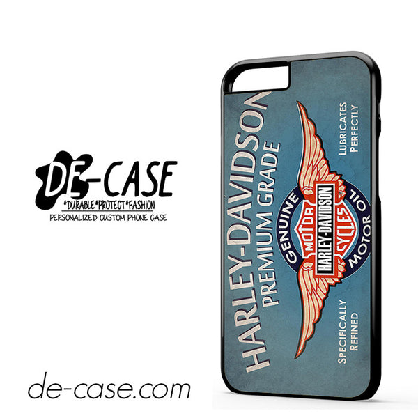 Harley Davidson Premium Grade For Iphone 6 Iphone 6S Iphone 6 Plus Iphone 6S Plus Case Phone Case Gift Present YO