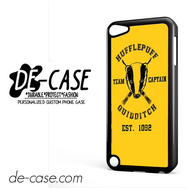 Hufflepuff Quidditch For Ipod 5 Ipod Touch 5 Case Phone Case Gift Present YO