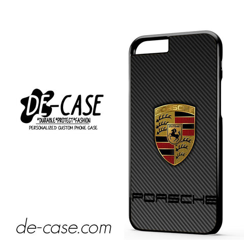 Porsche DEAL-8866 Apple Phonecase Cover For Iphone 6 / 6S