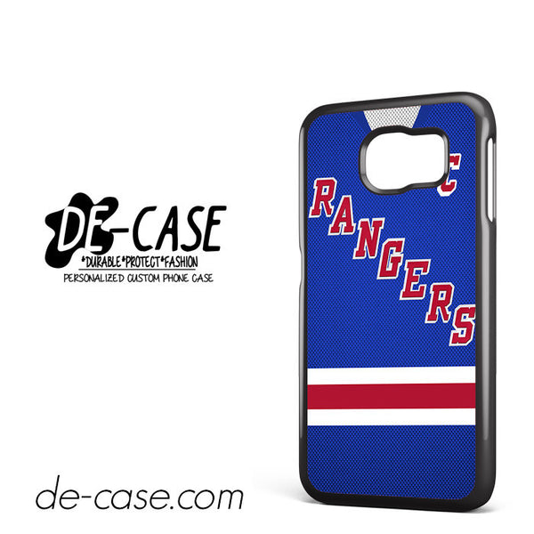 Rangers Hockey Jersey For Samsung Galaxy S6 Samsung Galaxy S6 Edge Samsung Galaxy S6 Edge Plus Case Phone Case Gift Present YO