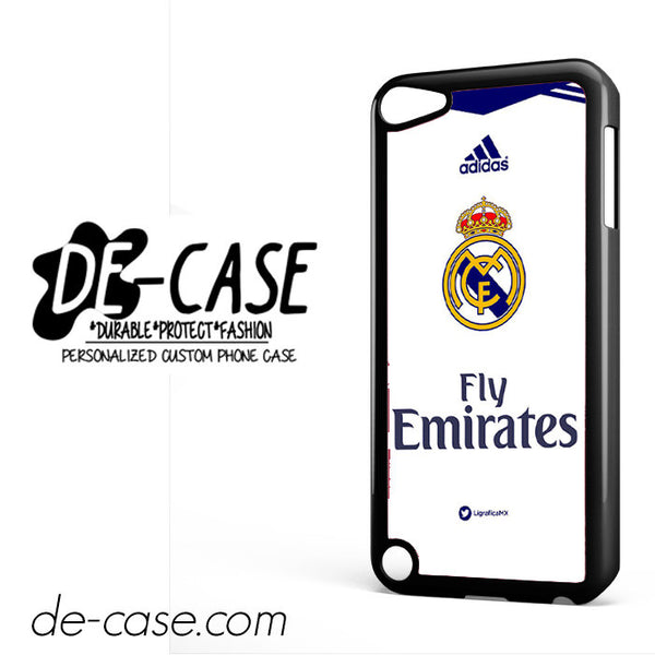 Real Madrid Jersey 4 For Ipod 5 Ipod Touch 5 Case Phone Case Gift Present YO