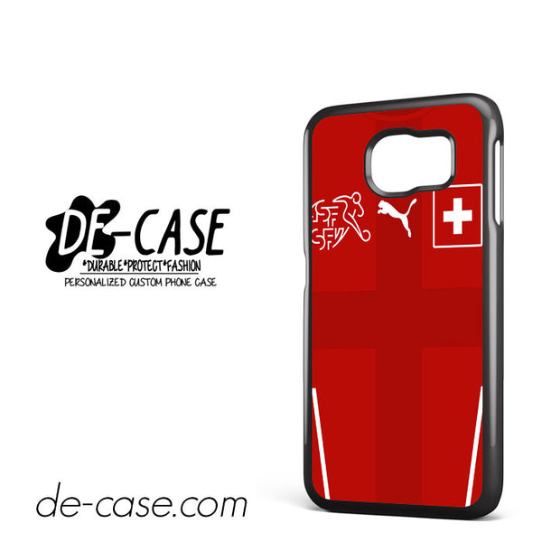 Switzerland Soccer Jersey For Samsung Galaxy S6 Samsung Galaxy S6 Edge Samsung Galaxy S6 Edge Plus Case Phone Case Gift Present YO