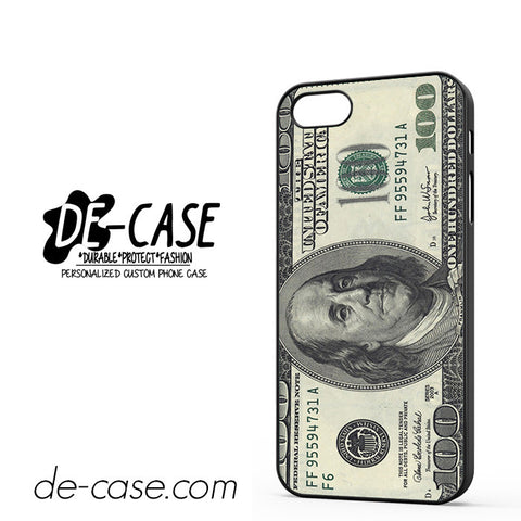 100 Dollars DEAL-03 Apple Phonecase Cover For Iphone 5 / Iphone 5S