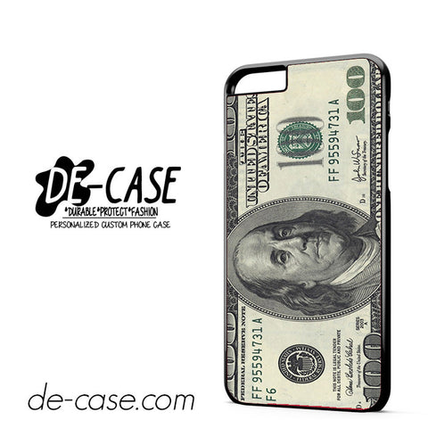 100 Dollars DEAL-03 Apple Phonecase Cover For Iphone 6 / 6S Plus