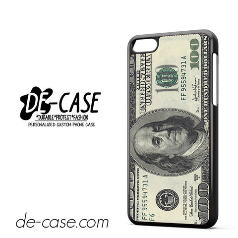 100 Dollars DEAL-03 Apple Phonecase Cover For Iphone 5C