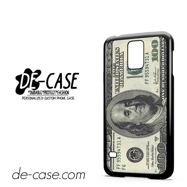 100 Dollars DEAL-03 Samsung Phonecase Cover For Samsung Galaxy S5 / S5 Mini