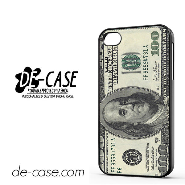 100 Dollars DEAL-03 Apple Phonecase Cover For Iphone 4 / Iphone 4S