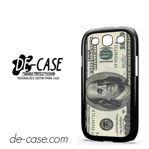 100 Dollars DEAL-03 Samsung Phonecase Cover For Samsung Galaxy S3 / S3 Mini