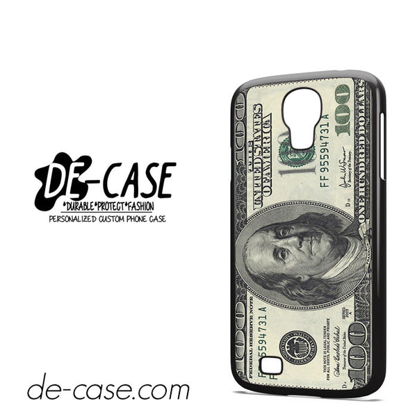 100 Dollars DEAL-03 Samsung Phonecase Cover For Samsung Galaxy S4 / S4 Mini