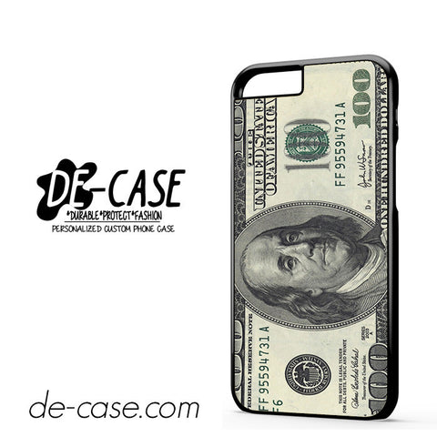 100 Dollars DEAL-03 Apple Phonecase Cover For Iphone 6 / 6S