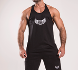 TI Iconic Black Stringer Vest