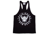 TI Fitness Stringer Vest Black