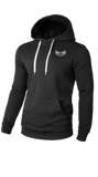 TI Iconic Black Fitted Hoodie