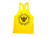 TI Fitness Stringer Vest Yellow