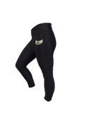 TI Pro Leggings, Black