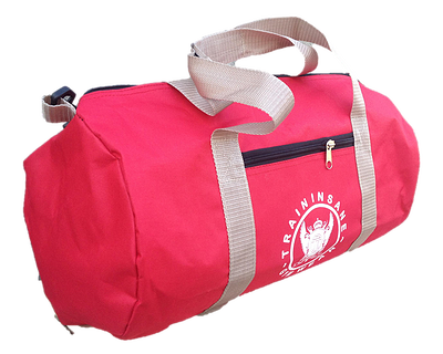 TI Red Barrel Bag