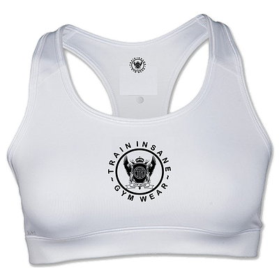 TI Original Sports Bra White