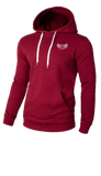 TI Iconic Maroon Fitted Hoodie