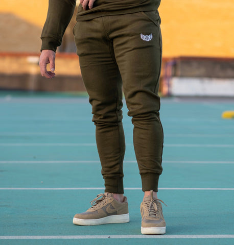 TI Iconic Khaki Bottoms