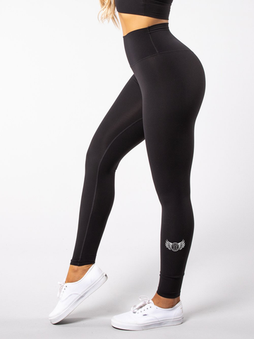 Leto Range Black Leggings