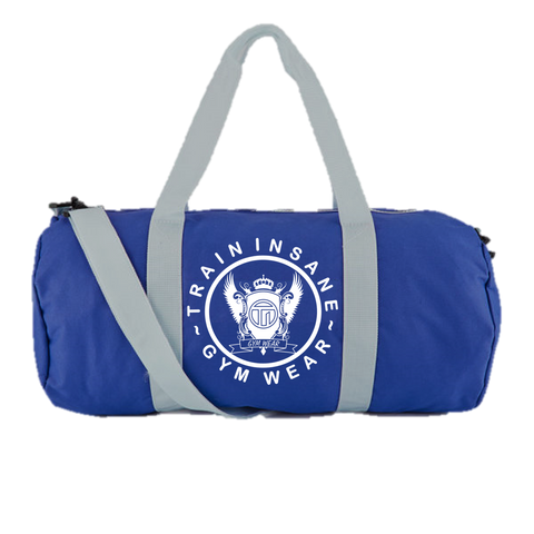 TI Navy Barrel Bag