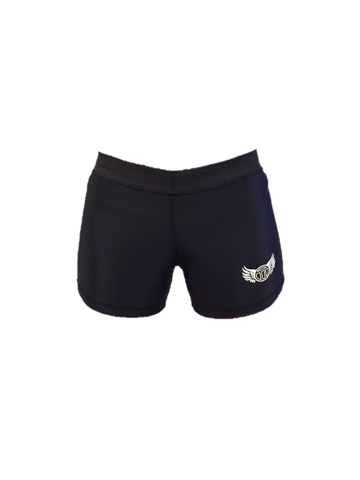TI Running Shorts, Black