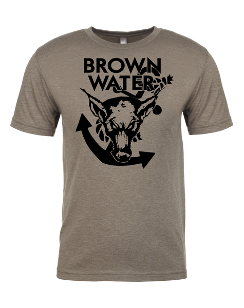 Brown Water Tee