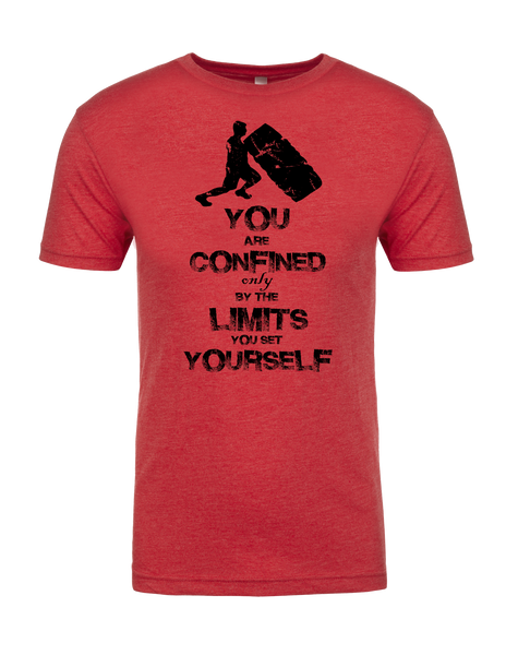 Confined by Limits Tee