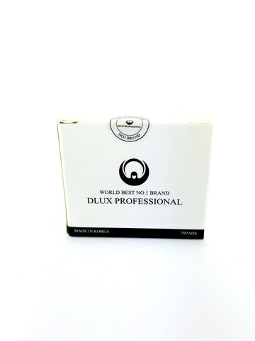 DLUX Makeup Remover Pads DLUX - Eye Makeup Remover Pad