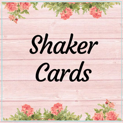 Shaker Cards