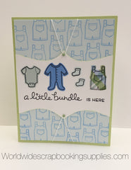 Lawn Fawn Little Bundle Card