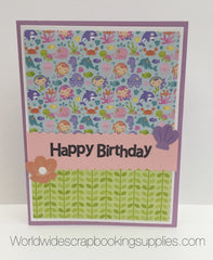 Doodlebug Design's Under the Sea Card